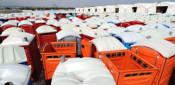 Champion Portable Toilets in Hollywood, FL